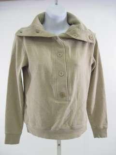 BANANA REPUBLIC Cotton Beige Cardigan Sweater Size XS