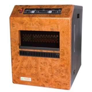 Eco Heater IH15HAC Infrared Heater 1500 Watt Box Heater