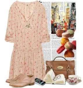 NEW Rebecca Taylor Floral Print Silk Dress 4/6/S Pink $245