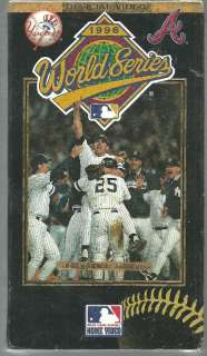 1996 Baseball VHS New Game Highlights Player Interviews Parade