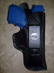 IN PANTS IWB LEATHER GUN HOLSTER 4 TAURUS PT 24/7 PRO/C