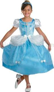 Officially Licensed Disney Princess Cinderella Costume includes Deluxe