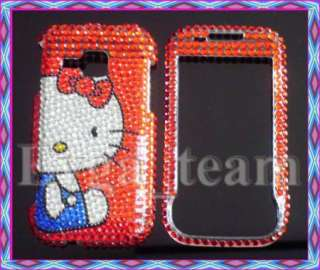 Hello Kitty Bling Case Cover F Samsung Indulge R910 HR