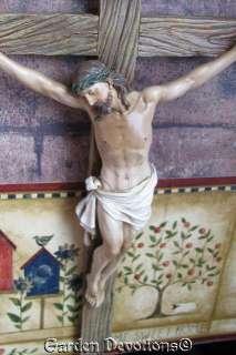 Beautiful 20 CRUCIFIX Traditional Style CROSS JESUS CHRIST
