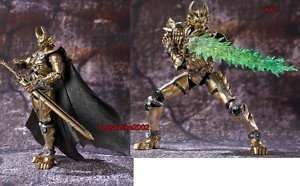 Bandai Makaikado Golden Knight Garo Action Figure