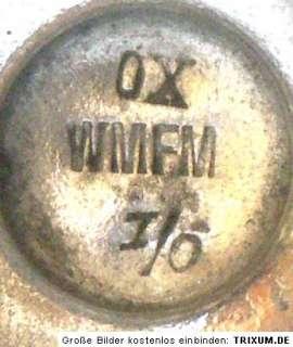 WMF Jugendstil Pokal, Art Nouveau,goblet, versilbert, Metall / Glas