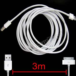 Meter USB Charger Data Cable for Iphone Ipod Ipad New
