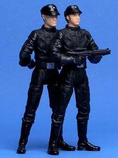 Star Wars 2002 Saga #55 IMPERIAL OFFICER Tantive IV Hasbro Action