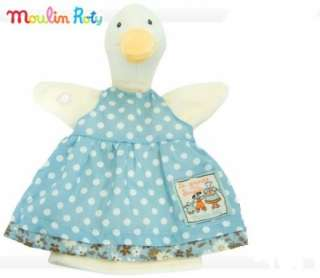 Moulin Roty Jeanne Duck Hand Puppet