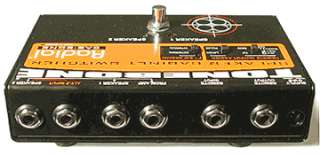 ToneBone Radial Cab Bone Speaker Cabinet Switcher