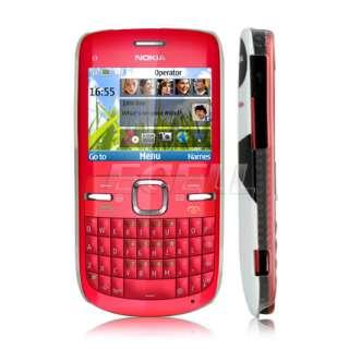 Ecell Designer Range   Panda Design Hard Back Case Cover for Nokia C3