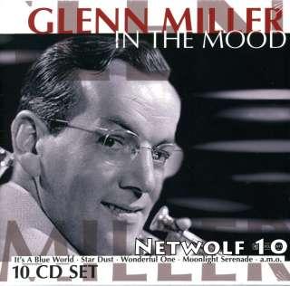 Glenn Miller   In The Mood   Box 10 CD   Sigillato