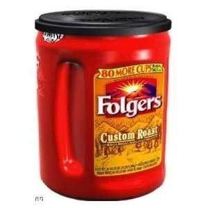 Folgers Custom Blends Medium Roasted 46 Oz American