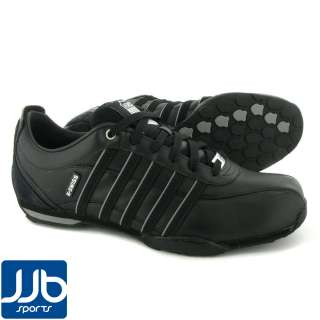 Swiss Arvee 1.5 Mens Black Soft & Cushioned Trainers