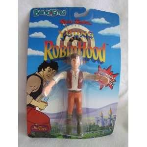 Bend Ems Hanna Barbera Presents Young Robin Hood Bendable