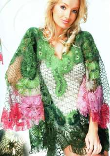 Crochet Clothes - Crochet Sweater & Top Patterns - Poncho