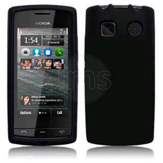 London Magic Store   Black Soft Silicone Case Cover For Nokia Fate 500