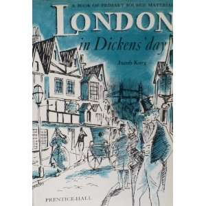 London in Dickens Day: Jacob Korg ( Editor ): Books