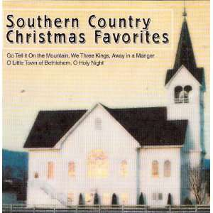 : Southern Country Christmas Favorites [RARE]: Various Artists: Music