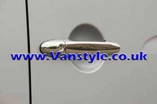 MERCEDES SPRINTER 06 ON STAINLESS STEEL DOOR HANDLE