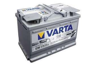VARTA ULTRA DYNAMIC AGM G14 BATTERIA 12V 95Ah