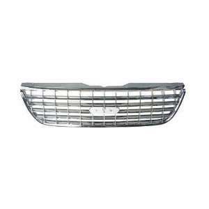 FORD TRUCK EXPLORER SUV Grille assy Eddie Bauer/Limited; all bright