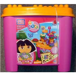 Mega Bloks Dora Garden Adventure Set #3044 Toys & Games