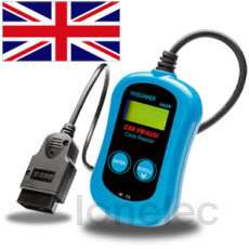 VW LUPO POLO GOLF HANDHELD DIAGNOSTIC FAULT CODE READER  