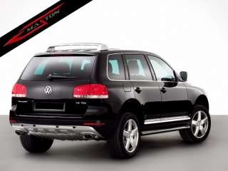 Full Body Kit with Roof Spoiler VW Touareg
