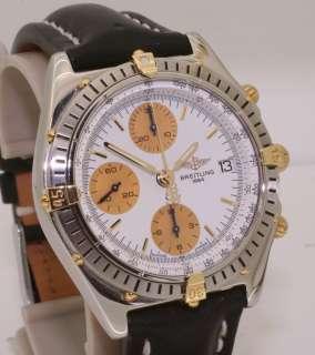 NOS MINT Stainless Breitling Chronomat Windrider 81950