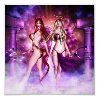 Signs of the Zodiac ~ Gemini Posters from Zazzle