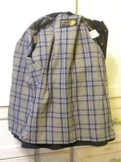 JCrew $795 Belstaff Trialmaster jacket M black coat che guevara