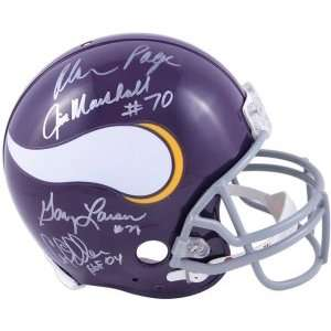 Jim Marshall Autographed/Hand Signed Minnesota Vikings