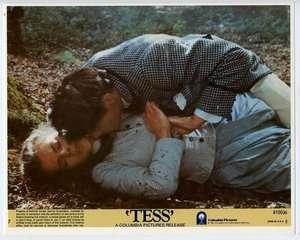 Mini Lobby Card~Nastassja Kinski~Tess (1979) Polanski