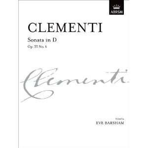 Signature Series (Abrsm)) (9781854727794): Muzio; Bar Clementi: Books