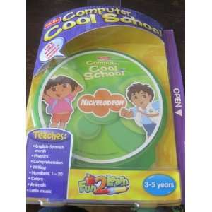 Fisher Price Fun 2 Learn Nick Jr Software: Toys & Games