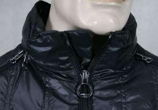 WELLENSTEYN USA mens Cannonball puff Jacket vest black CBO367