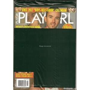 Playgirl Magazine   Winter 2011   Rich Ruston   Factory Sealed with