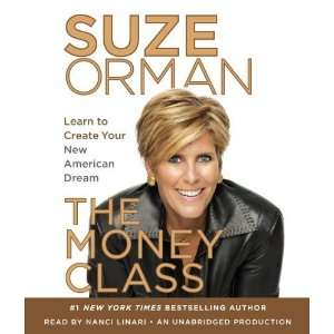 Learn to Create Your New American Dream [Audio CD] Suze Orman Books