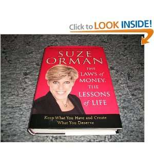 Have And Create What You Deserve, Book Club Edition Suze Orman Books