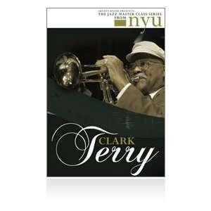 Clark Terry The Jazz Master Class Series from NYU Dvd Set