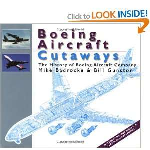 Boeing Aircraft Company (9781855327856) Bill Gunston, Mike Badrocke