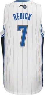Redick Jersey adidas White Swingman #7 Orlando Magic Jersey