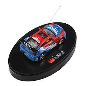 US$ 16.99   Mini Palm Sized RC Racing Car Remote Control Cehicle Red