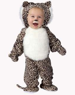 / Animal / Lil Leopard Baby Costume