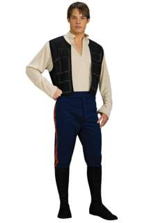 Home Theme Halloween Costumes Star Wars Costumes Han Solo Costumes Han