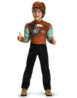 Boys Classic Muscle Cars 2 Tow Mater Costume  Wholesale TV and Movie