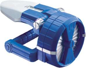 Power Rangers Blue Ranger Weapon Includes