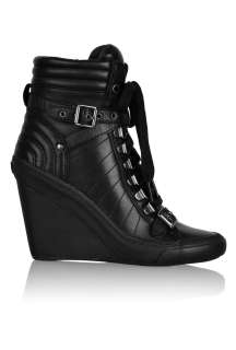 Up Quilted Boot by Ash   Black   Buy Boots Online at my wardrobe