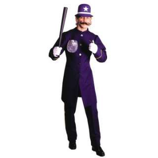 Adult Keystone Kop Costume   Funny Police Officer Costumes   15AC191